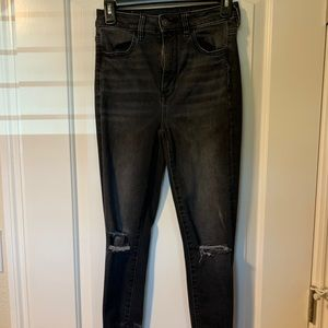 Highest Rise American Eagle jeans